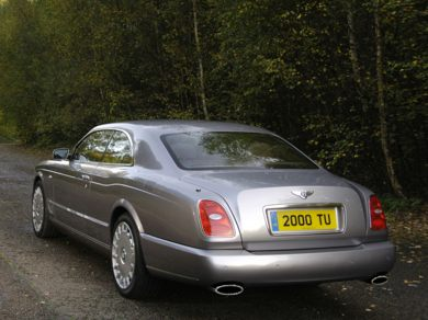 OEM Exterior  2009 Bentley Brooklands