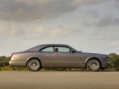 OEM Exterior  2010 Bentley Brooklands