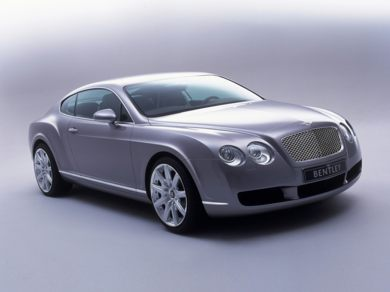 OEM Exterior Primary  2009 Bentley Continental GT