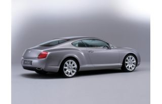 OEM Exterior  2010 Bentley Continental GT