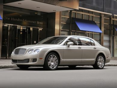 OEM Exterior Primary  2009 Bentley Continental Flying Spur