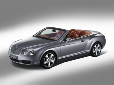 OEM Exterior Primary  2010 Bentley Continental GTC