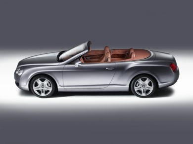 OEM Exterior  2010 Bentley Continental GTC
