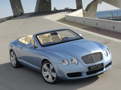 OEM Exterior  2011 Bentley Continental GTC