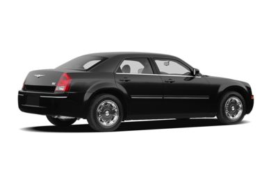 3/4 Rear Glamour  2009 Chrysler 300