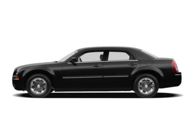 90 Degree Profile 2009 Chrysler 300