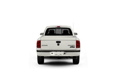 Surround Rear Profile 2009 Dodge Dakota