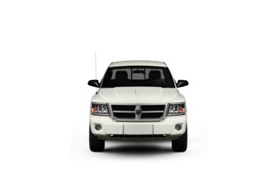 Surround Front Profile  2009 Dodge Dakota
