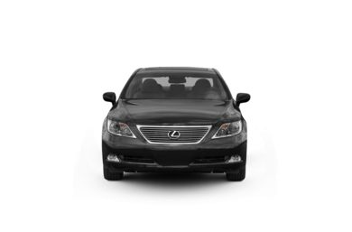 Surround Front Profile  2009 Lexus LS 460