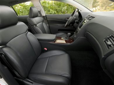 OEM Interior Primary  2011 Lexus GS 460
