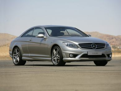 OEM Exterior Primary  2009 Mercedes-Benz CL65 AMG