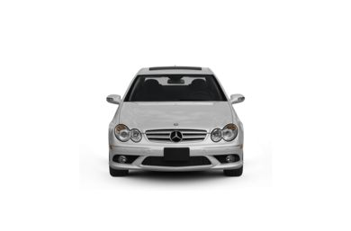 Surround Front Profile  2009 Mercedes-Benz CLK350
