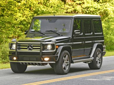 OEM Exterior Primary  2010 Mercedes-Benz G55 AMG