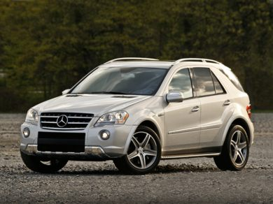 OEM Exterior Primary  2011 Mercedes-Benz ML63 AMG