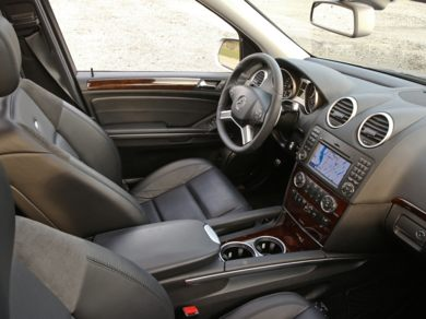 OEM Interior  2011 Mercedes-Benz ML63 AMG