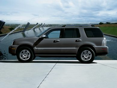 OEM Exterior  2009 Mercury Mountaineer