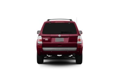 Surround Rear Profile 2009 Mercury Mariner