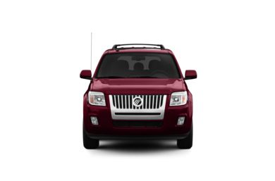 Surround Front Profile  2009 Mercury Mariner