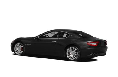 Surround 3/4 Rear - Drivers Side  2009 Maserati GranTurismo