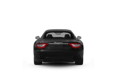 Surround Rear Profile 2009 Maserati GranTurismo