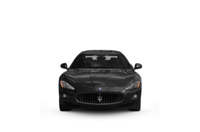 Surround Front Profile  2009 Maserati GranTurismo