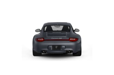 Surround Rear Profile 2009 Porsche 911