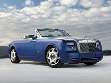 OEM Exterior Primary  2010 Rolls-Royce Phantom Drophead Coupe