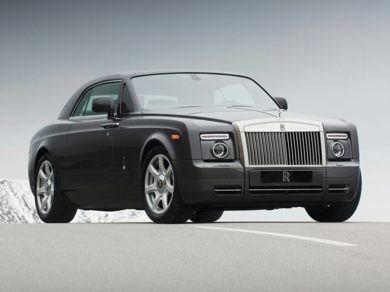 OEM Exterior Primary  2009 Rolls-Royce Phantom Coupe