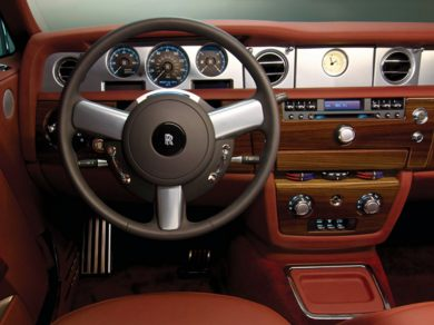 OEM Interior Primary  2012 Rolls-Royce Phantom Coupe