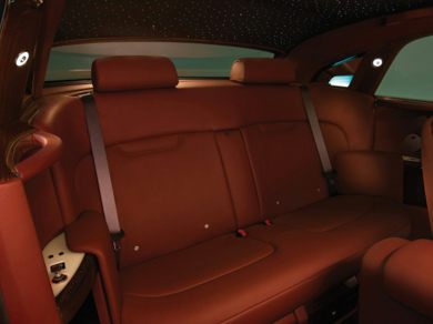 OEM Interior  2010 Rolls-Royce Phantom Coupe