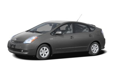 3/4 Front Glamour 2009 Toyota Prius