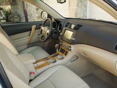 Toyota Highlander Ash Interior Ethicsofbigdata Info