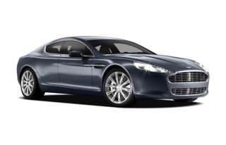 3/4 Front Glamour 2010 Aston Martin Rapide