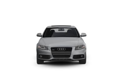 Surround Front Profile  2010 Audi A4