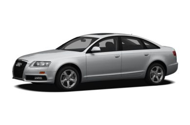 3/4 Front Glamour 2010 Audi A6