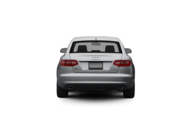 Surround Rear Profile 2010 Audi A6