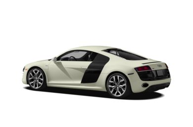 Surround 3/4 Rear - Drivers Side  2010 Audi R8