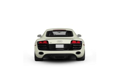 Surround Rear Profile 2010 Audi R8