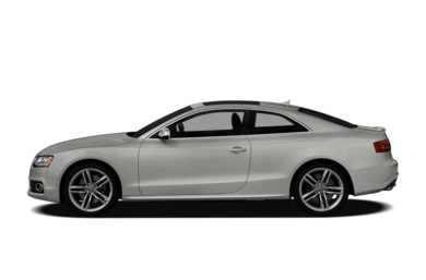 90 Degree Profile 2010 Audi S5