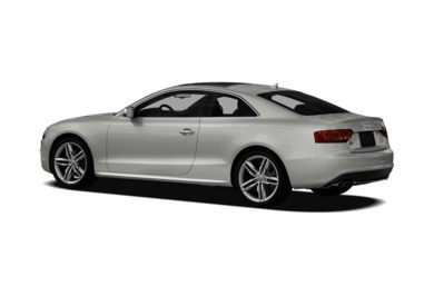 Surround 3/4 Rear - Drivers Side  2010 Audi S5