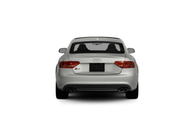 Surround Rear Profile 2010 Audi S5