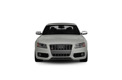 Surround Front Profile  2010 Audi S5