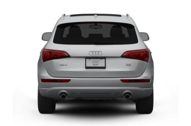 Rear Profile  2010 Audi Q5