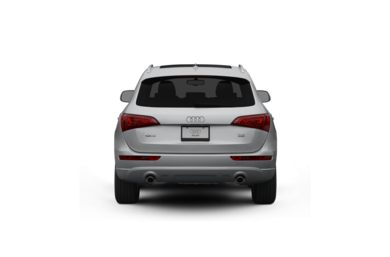 Surround Rear Profile 2010 Audi Q5