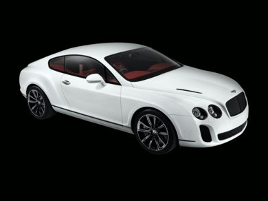 OEM Exterior Primary  2012 Bentley Continental Supersports