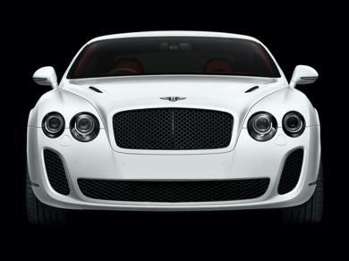 OEM Exterior  2012 Bentley Continental Supersports