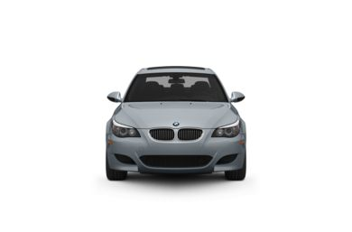Surround Front Profile  2010 BMW M5