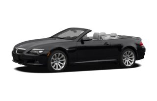3/4 Front Glamour 2010 BMW 650