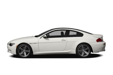 90 Degree Profile 2010 BMW M6
