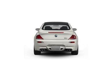 Surround Rear Profile 2010 BMW M6
